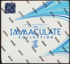 2020 Panini 1st Off The Line (FOTL) MLB Baseball Immaculate Collection Trading Cards Hobby Box