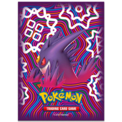 Pokemon Mega Gengar 65-count Standard Size Sleeves