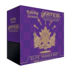 Pokemon XY10 Fates Collide Elite Trainer Box