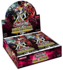 Yu-Gi-Oh Dark Saviors Unlimited Booster Box
