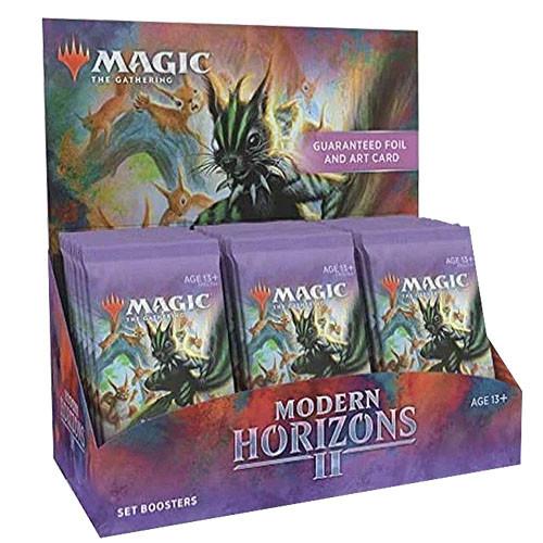 MTG 2021 Modern Horizons II SET Booster Box