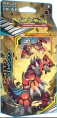 Pokemon SM12 Cosmic Eclipse Towering Heights Theme Deck - Groudon