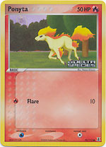 Ponyta - 78/113 - Common - Reverse Holo