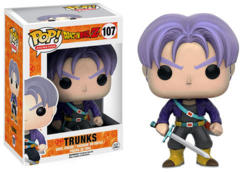 POP! Animation: Dragon Ball Z - Trunks #107