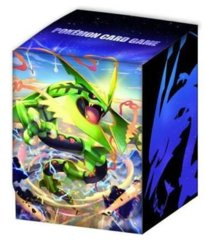Japanese Pokemon XY6 Rayquaza Deck Box