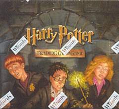 Harry Potter Adventures at Hogwarts Booster Box