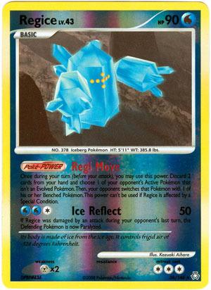 16//146 Holo Rare Reverse Holo NM-Mint Pokemon Diamond /& Pearl 1x Spiritomb