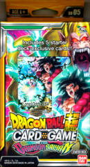 Dragon Ball Super Card Game DBS-SD05 Series 4 Starter Deck