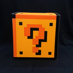 Collector's Cache Pokemon Mystery Box - LARGE Question Block