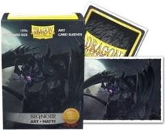 Dragon Shield Matte Art Standard-Size Sleeves - Signoir - 100ct