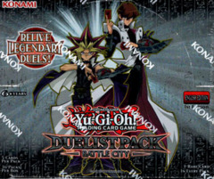 Yu-Gi-Oh Duelist Pack: Battle City 1st Edition Booster Box