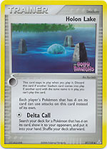 Holon Lake - 87/110 - Uncommon - Reverse Holo