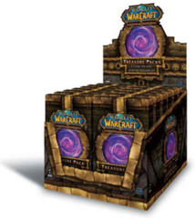 2011 Dungeon Treasure Pack Box