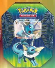 Pokemon 2019 Elemental Power Tin - Vaporeon