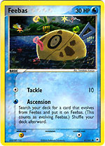 Feebas - 61/101 - Common - Reverse Holo