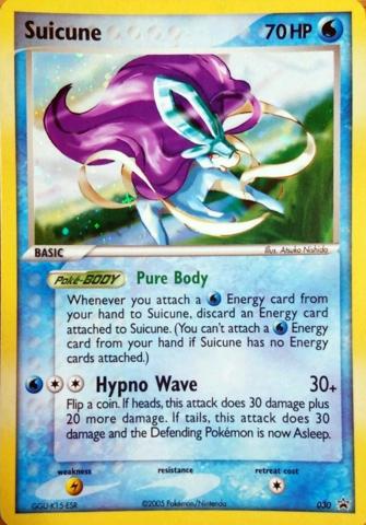 pokemon suicune ex - 600×825