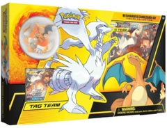 Pokemon Reshiram & Charizard GX Figure Collection Box