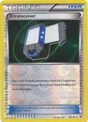 Xtransceiver - 96/101 - Uncommon - Reverse Holo