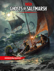 Dungeons & Dragons 5th Edition Ghosts of Saltmarsh