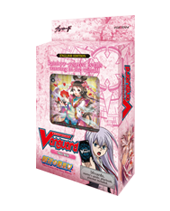 Cardfight!! Vanguard VGE-TD04 Maiden Princess of the Cherry Blossoms Trial Deck