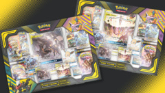 Pokemon TAG TEAM Powers Collection Boxes - Set of 2