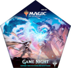 Magic The Gathering MTG Game Night Box