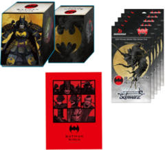 Weiss Schwarz Batman Ninja Supply Set