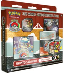 Pokemon 2016 World Championships Deck - Shunto Sadahiro (Black Dragon)