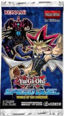 Yu-Gi-Oh Speed Duel: Trials of the Kingdom 1st Edition Booster Pack