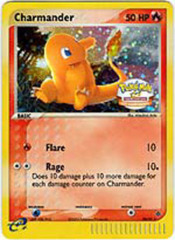 Charmander 98/97 Cosmos Holo Promo - 2004 City Championships