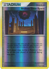 Broken Time-Space - 104/127 - Uncommon - Reverse Holo
