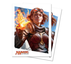 Ultra Pro Standard Size Oath of the Gatewatch Chandra Sleeves - 80ct