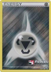 Metal Energy 112/114 Crosshatch Holo Promo - 2011 Play! Pokemon