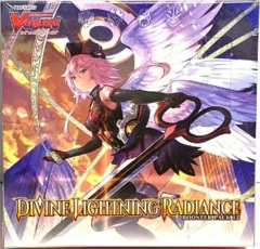 Cardfight!! Vanguard VGE-V-BT12 Divine Lightning Radiance Booster Box