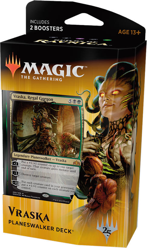 MTG Magic VO English  Vraska the Unseen EX