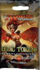 Ultra Pro Magic the Gathering Relic Tokens Booster Pack