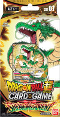 Dragon Ball Super Card Game DBS-SD07 Series 5 Starter Deck