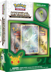 Pokemon Mythical Collection: Celebi