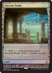 Ancient Tomb - Expedition Foil