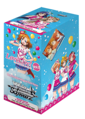 Weiss Schwarz Love Live! Vol 2 Booster Box