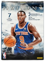 2019-20 Panini Origins NBA Basketball HOBBY Box