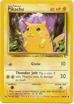 Pikachu 58/102 Yellow Cheeks