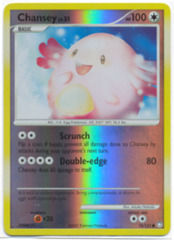 Chansey - 76/123 - Common - Reverse Holo