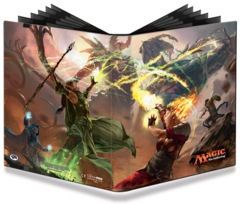 Oath of the Gatewatch Fall of the Titans 9-Pocket Pro Binder