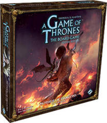 A Game of Thrones: The Board Game Mother of Dragons Expansion