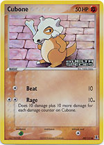 Cubone - 60/113 - Common - Reverse Holo
