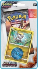 Pokemon SM3 Burning Shadows Checklane Blister - Jangmo-O