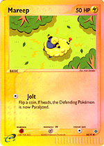 Mareep - 64/97 - Common - Reverse Holo