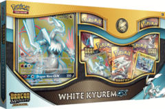 Pokemon Dragon Majesty Special Collection Box: White Kyurem GX