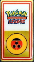 TCG Johto League Hive Badge - Azalea Town